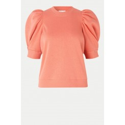 Second Female Miame Sweat Tee Coral
