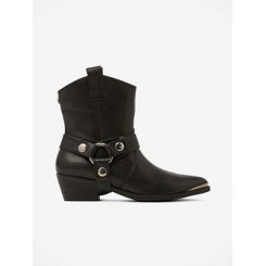 Steve Madden Gallow Black